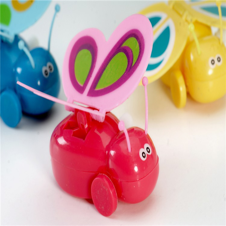 1PCS Kids Toddler Wind-up Butterfly Walking Toys 1 Pcs New Kids Clockwork Butterfly Toy High Quality