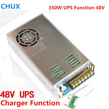 Switching Power Supply 48v 350W UPS Charger For Security Monitoring Camera 7.5A Switch Power Supply