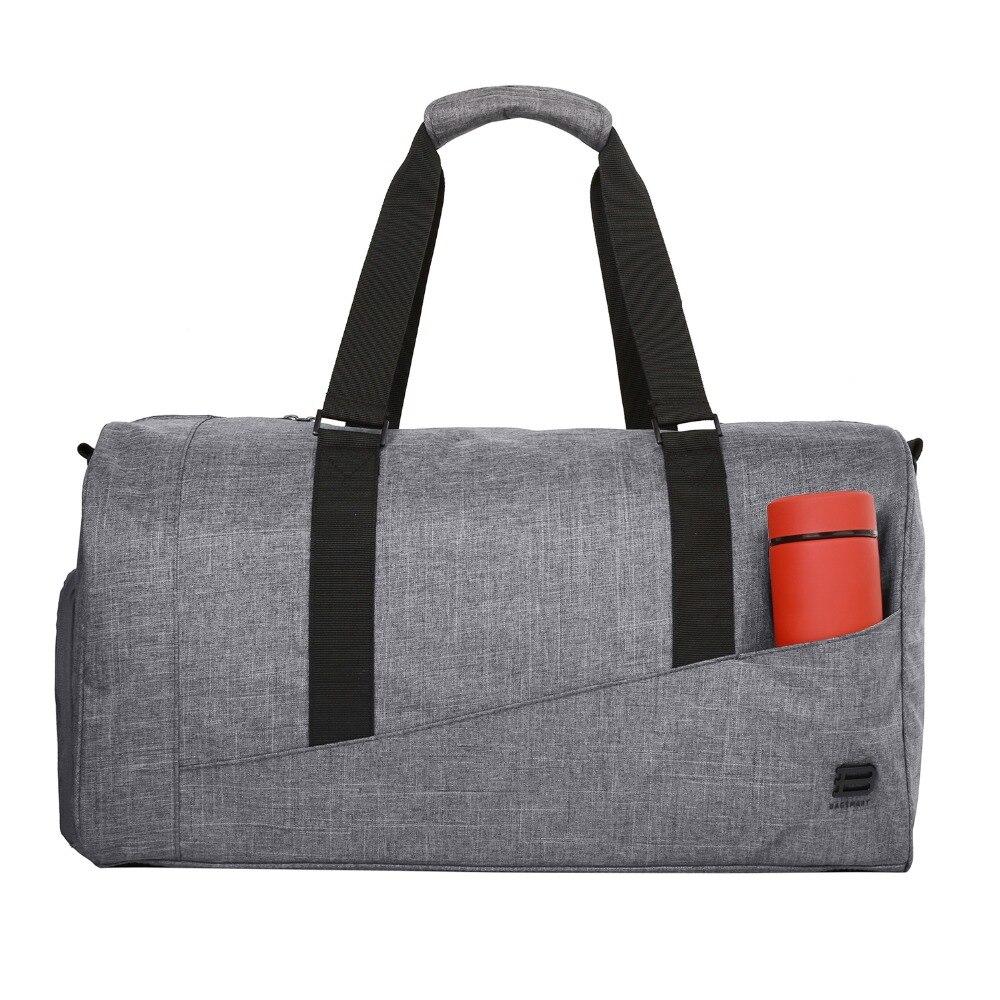BAGSMART Män Resväska Stor Kapacitet Bär på Bagage Bag Nylon - Väskor för bagage och resor - Foto 2