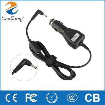 5V 4A laptopa adapter ac ładowarka do baterii dla Lenovo ideapad 100S-11IBY 80R2 MIIX 310-10 samochodów adapter ac tanie i dobre opinie Zoolhong ZH-ADP-NC20 AC 90-240V DC19V Black 1 Years Guangdong China (Mainland) 4 0mm*1 35mm