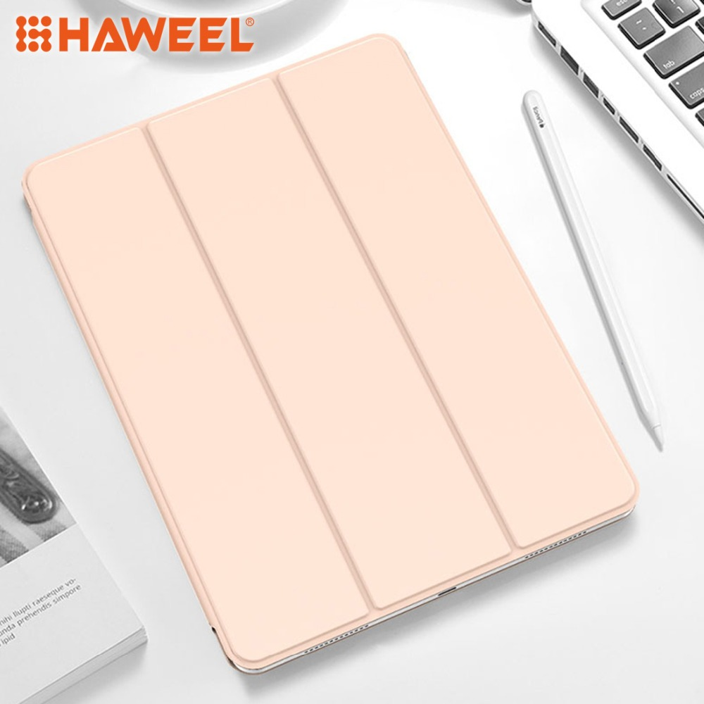 HAWEEL Tablet Cover Case for iPad Pro 11 inch Horizontal Flip Leather Case with Holder Sleep Wake up Function in Tablets e Books Case from Computer Office