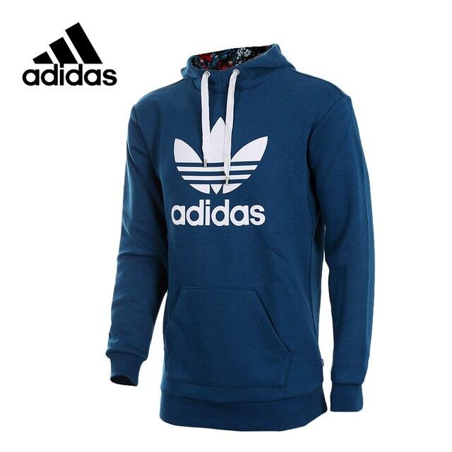 7efbe8d7c0 Nueva llegada original oficial adidas Originals mujeres sudadera Jerséis  entrenamiento ropa deportiva