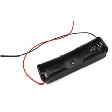 High Quality 5Pcs/Lot 1 x 18650 Battery 3.7V Plastic Clip St