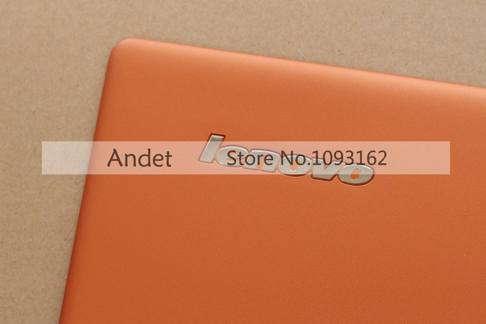 54681f72fdbb New Original for Lenovo Ideapad Yoga 11S Lcd Rear Back Cover Top Lid Case  Shell Orange AM0SS000300 90202828