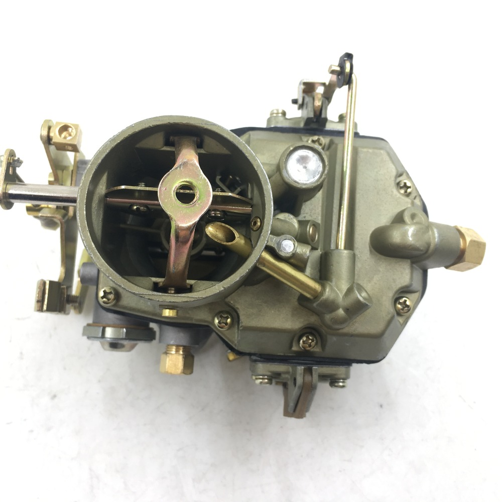 SherryBerg carburettor carb Carburettor replace Autolite 1100 1 Barrel FIT Ford 1963 1967 170 6 Cylinder Carb Hand Manual Choke