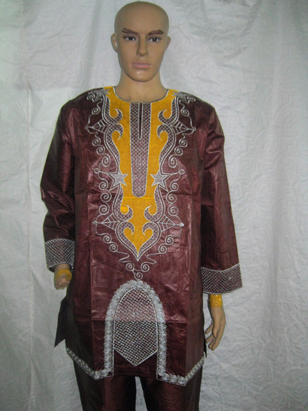 Buy african dresses new african fashion for Mens dress shirt monogram location
