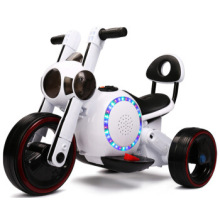 цена на Children Electric Vehicles Motorcycles Tricycles Toy Cars With Music Baby Scooters Three-wheeled Bicycle Baby Walker
