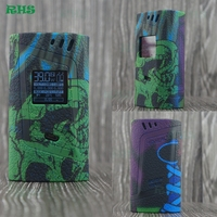Top Quality Smok Alien 220w Protective Silicone Case Multi Patterns SMOK Alien Kit 220w Skin Cover