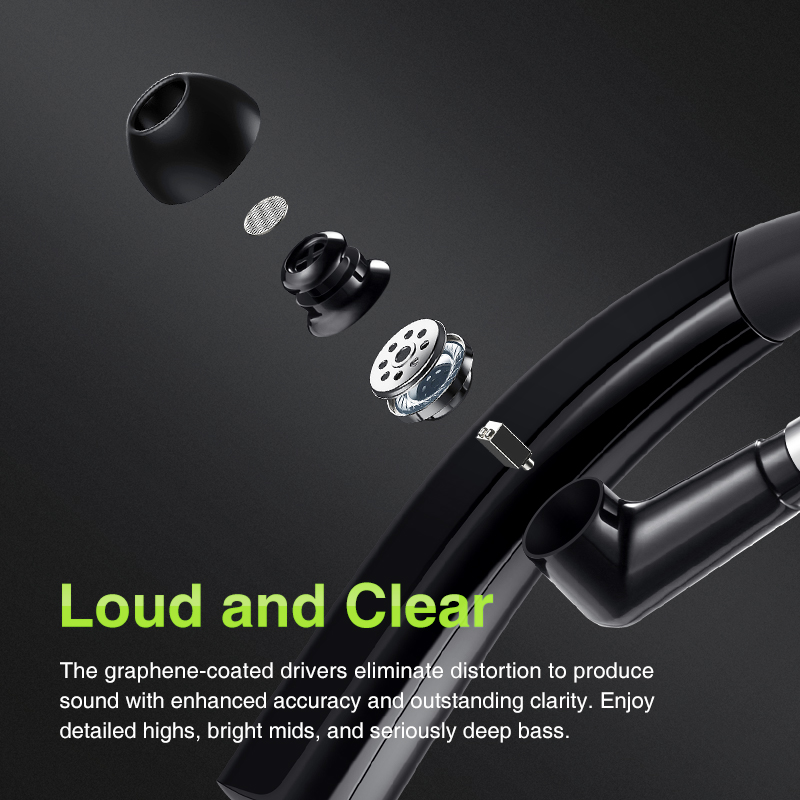 Super Long standby Wireless Earphone 2