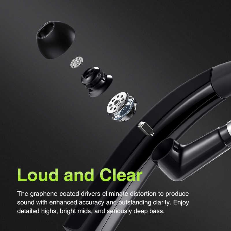 SANLEPUS hızlı şarj Bluetooth kulaklık süper uzun bekleme kablosuz kulaklık Bluetooth kulaklık sürücü için gürültü iptal