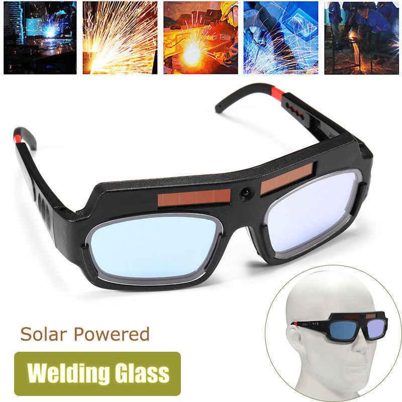 5dcab00b Solar Auto Darkening Welding Mask Helmet Eyes Goggle Welder Glasses self  darkening