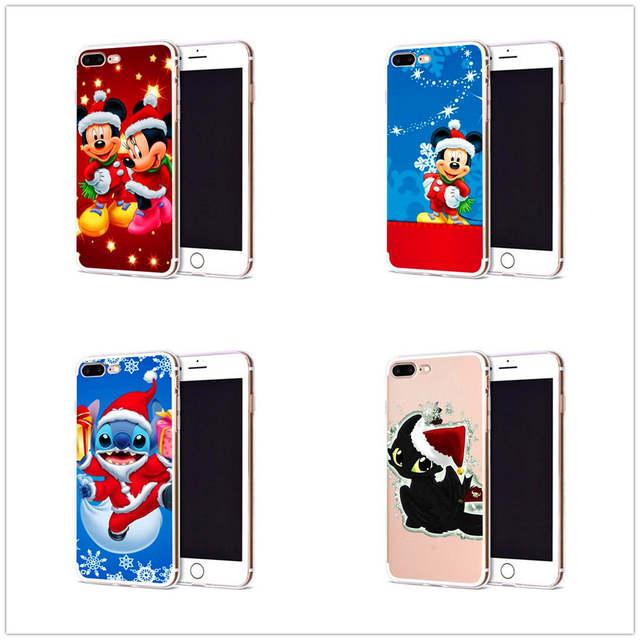 coque iphone 8 disney christmas