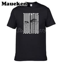 Men Paulo Dybala 10 Zebra Stripe Stripe Logo T-shirt Clothes T Shirt Men's Tshirt For  Fans Gift O-Neck Tee W18071103 недорого