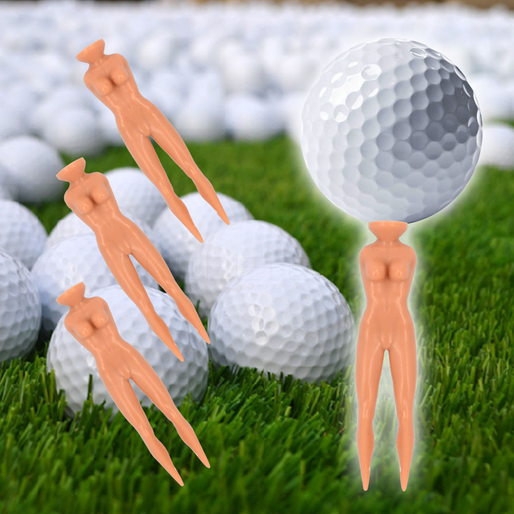 Tits Nude Lady Golfer Png