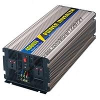 4000W Pure Sine Wave Inverter For Solar Panel 12VDC 24VDC 48VDC To AC110V 220V For Small