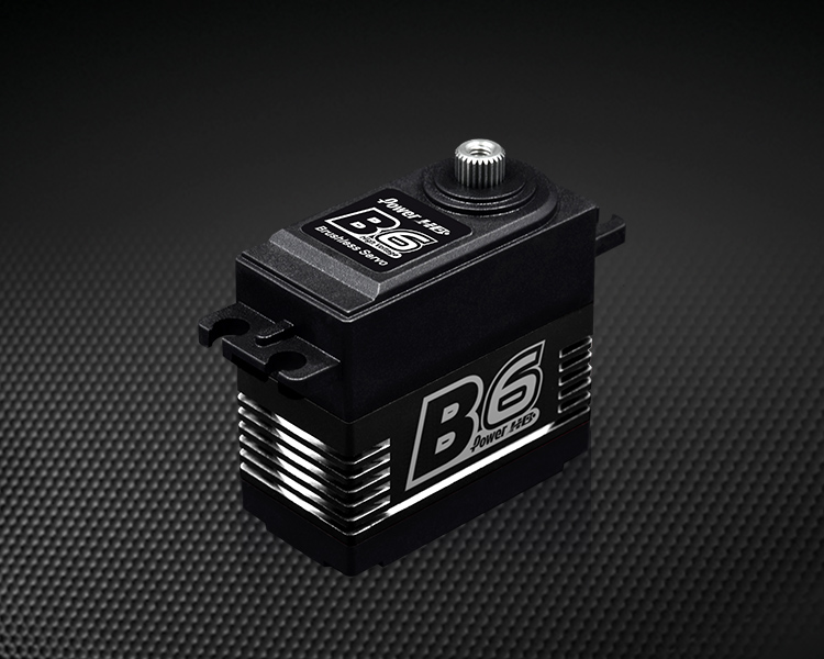 Power HD B6 9KG High Torque Brushless Metal Gear Servo for RC Drones Aircraft Helicopter Tail hdkj d3609s 60g high torque 9kg metal gear digital servo 180 degree rotation for diy rc plane car truck robot gimbal f16687
