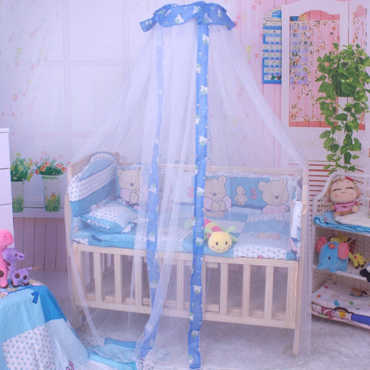 Moderno Muebles De Cama Bebé Redondo Friso - Muebles Para Ideas de ...