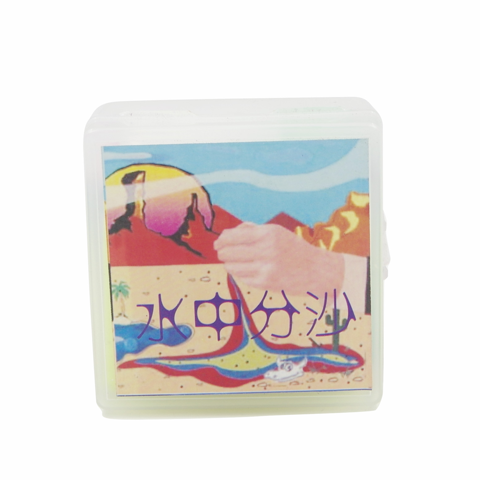 Sands of the Desert Complete Set Magic Tricks Mentalism Close up Magic Accessories Props black and
