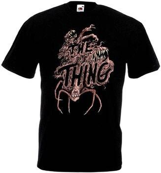 La cosa v.3 T shirt negro, cartel de película de todos los tamaños S-3XL Tops de verano fresco camiseta verano nuevo estilo tee