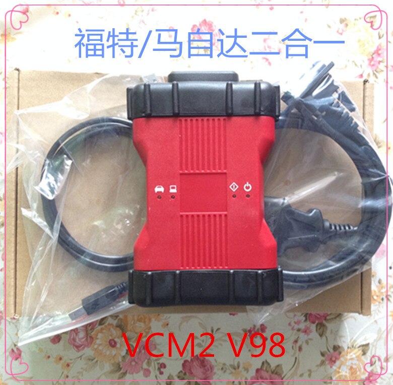 Dla najnowszej wersji VCM2 Ford/Mazda samochodów Ford Mazda VCM detektor, II IDS V98