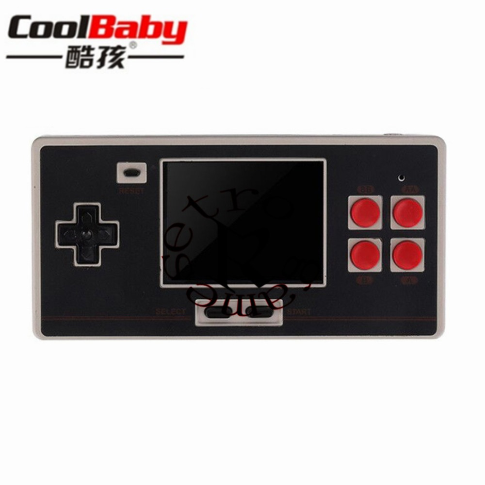"""Classic Handheld Game Console 2.7"""" For NES FC600 In 1 HD Classic Game SUP Plug-In TV Output Game Machine Gamepad"""