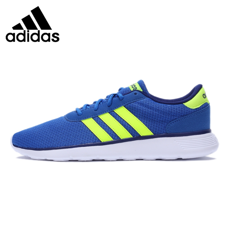 Original New Arrival   Adidas NEO Label LITE RACER Men's Skateboarding Shoes Sneakers original adidas neo label v racer tm ii tape men s skateboarding shoes sneakers
