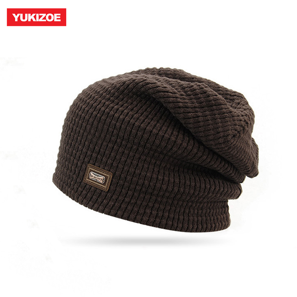Winter Hats   Skullies     Beanies   Hat Winter   Beanies   For Men Women Wool Caps Balaclava Mask Gorras Bonnet Knitted Caps