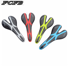 Buy free shipping sale Special  hot 2015 FCFB FW racing team carbon saddle seat road bicycle parts saddle road  muntain bike use