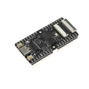 Image 5 - Sipeed maxi BIT RISC V çift çekirdekli 64bit CPU geliştirme kurulu Mini PC + büyük Lens + ekran ekran kiti