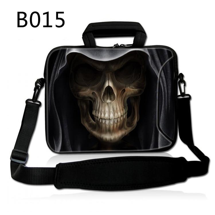 5acabf4846b5 Skull In Hat 7 8 10 12 13 14 15 17 inch Notebook Laptop Shoulder Bag For  15.6