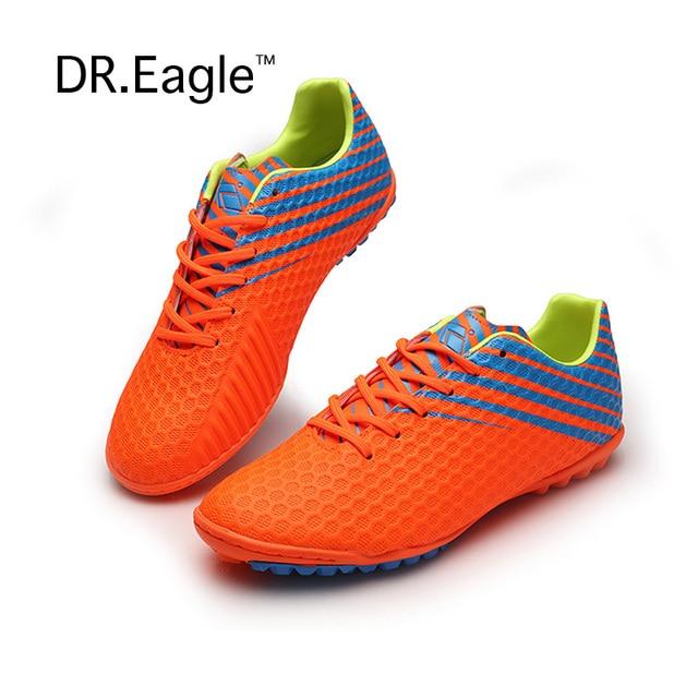 Crianças Superfly chuteiras interior dos homens sapatilhas sapatos de  desporto sapatos de futebol turf chuteiras de 605fa642a3bcc