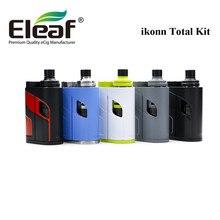 original eleaf iKonn Total kit with ELLO mini tank 2ml tank Vaporizer Electronic Cigarette 18650 battery