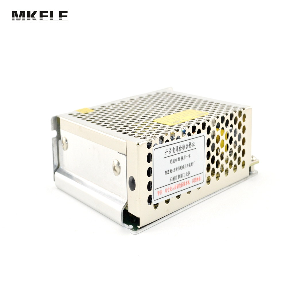 led power supply Single Output Switching power supply 35W 5v 7A ac dc converter variable dc voltage regulator S-35-5