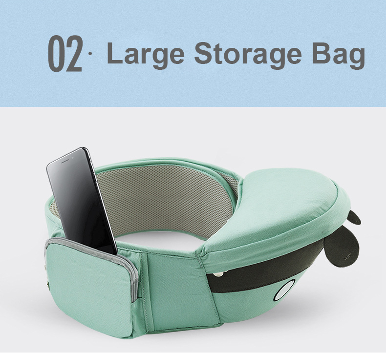 Disney 0-36 Months Breathable Front Facing Ergonomic Baby Carrier And Pouch Wrap 10