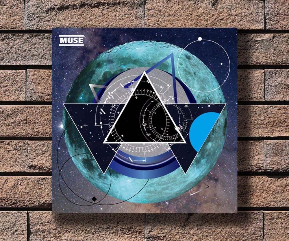 Imagine Dragons Album Music New Cover Canvas Silk Poster 14x14 24x24 inch