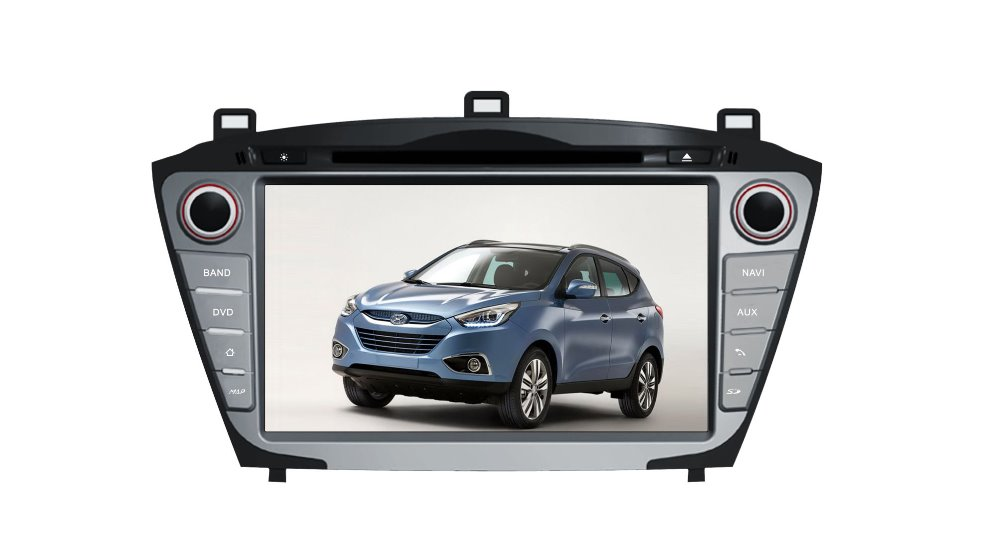 S190 touch screen android 7.1 car dvd player for Hyundai 2014 IX35 high wifi/3G device mirror link navigation DVR gps car stereo