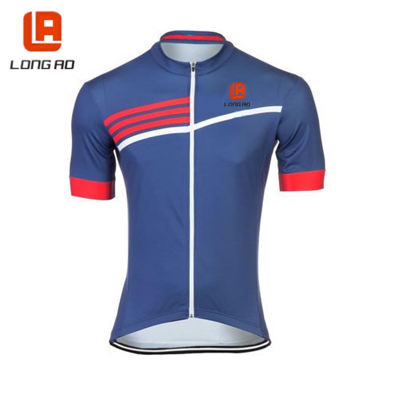 2018 Cycling Jersey Ropa Ciclismo MTB Bike Cycling Clothing Uniform Riding Cycling Jersey Racing Bicycle Clothes Riding Maillot