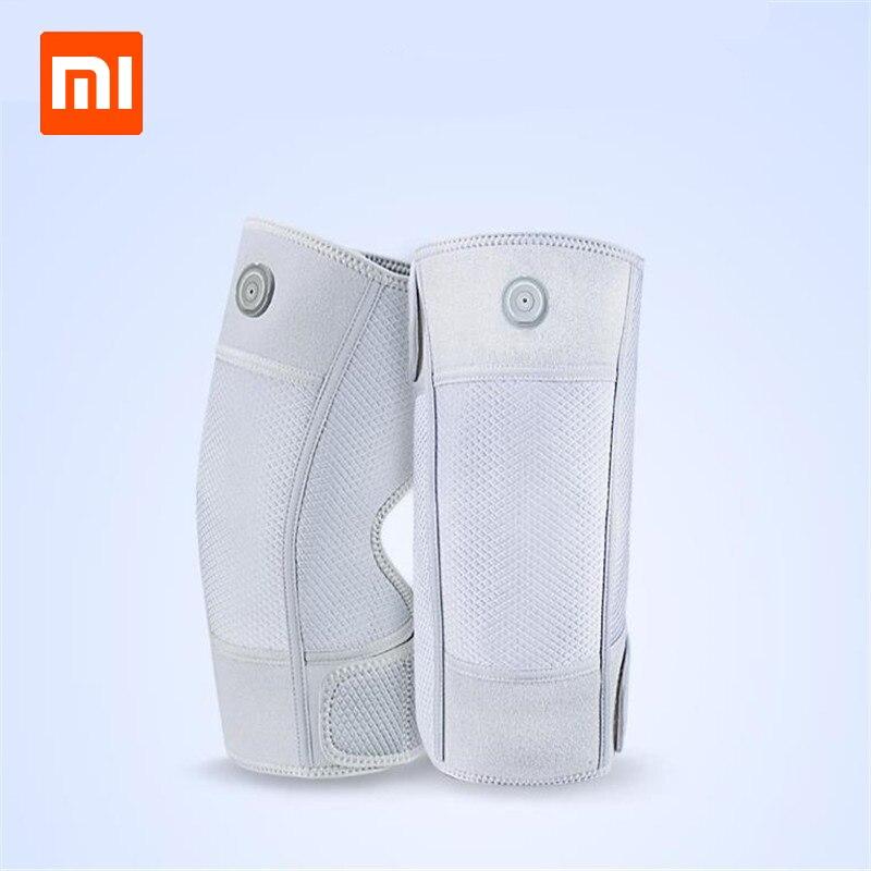 Xiaomi PMA nakolanniki dalekiej podczerwieni terapia magnetyczna leczenia pas grafenu gorączka, bardzo cienka, bardzo miękka, Anti oparzenia na zimę w Inteligentny pilot zdalnego sterowania od Elektronika użytkowa na  Grupa 1