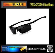 Men Sunglasses Polarization Shield Eyewear Driving Male Sun Glasses UV400 EXIA OPTICAL KD-170 Series