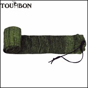 Tourbon-Hunting-Gun-Accessories-Tactical-Rifle-Knit-Firearm-Sock-Shotgun-Cover-Green-Color-Gun-Protector-for