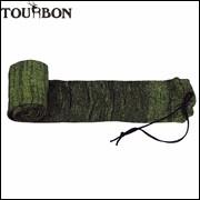 Tourbon-Hunting-Gun-Accessories-Tactical-Rifle-Knit-Firearm-Sock-Shotgun-Cover-Green-Color-Gun-Protector-for