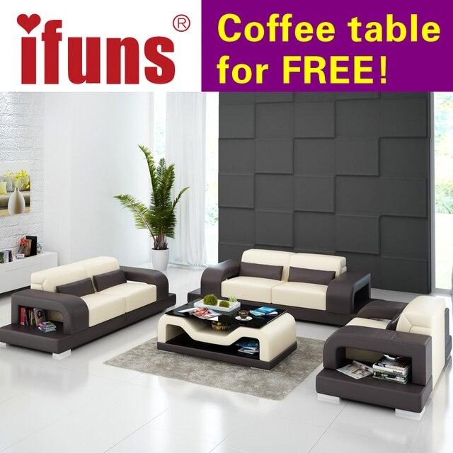 Ifuns in bianco e nero soggiorno mobili per la casa, top cuoio di ...