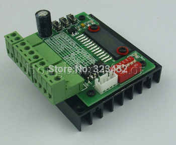 Free shipping!!!CNC 4 Axis 3.5A TB6560 Stepper Motor Driver Controller Board Kit,for nema23 two-phase,3A stepper motor