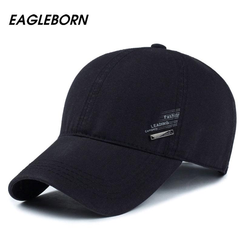 2019 Brand Cool Cap Men Summer Black Baseball Cap Men Women Tracker Caps Men Snapback Women Baseball Caps Hats Casquette Gorras