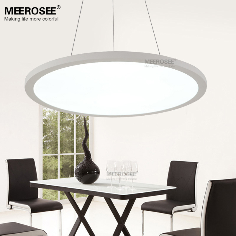 Buy round led pendant light fitting led for Suspension led exterieur