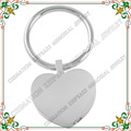 Keychain CMJ8013 Cremation Key Chain Stainless Steel Blank Heart Tags Memorial jewelry for pet humans ashes
