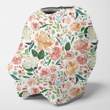 Чехол для кормления многофункциональный шарф для кормления грудью-детские автомобильные чехлы для сидений, чехол для коляски, навес для сидения для мальчиков(секретный сад