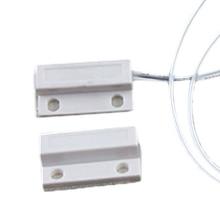 Промо-акция! Белый дверной оконный контакт магнитный геркон переключатель датчик