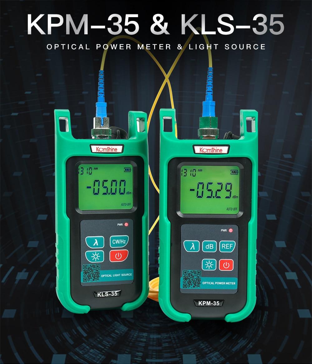 Komshine_KPM-35_Fiber_optical_power_meter_equal_to_JDSU_power_meter_9