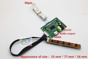 13,3-дюймовый дисплей емкостный сенсорный модуль kit1920x1080 IPS HDMI ЖК-модуль Автомобильный Raspberry Pi 3 10 точечный емкостный сенсорный монитор